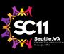 SC11 Logo Reverse